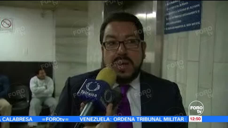 Carlos Velásquez, abogado de Javier Duarte, Javier Duarte, Guatemala, exgobernador de Veracruz, extradición