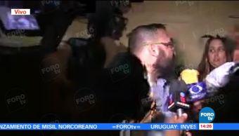 Javier duarte, sale de tribunal, Guatemala, exgobernador