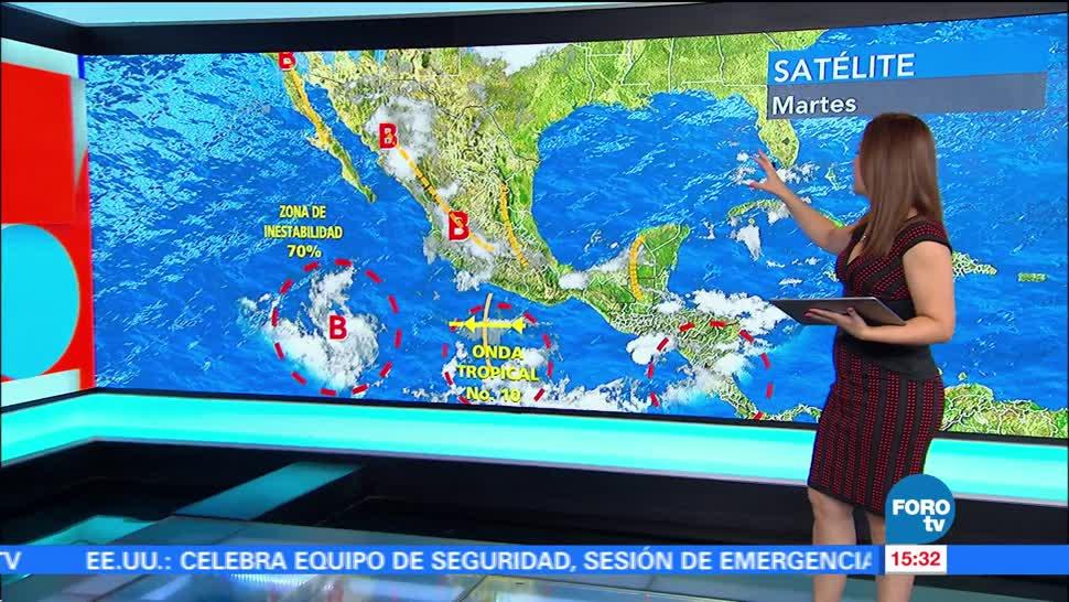 Tiempo al tiempo, Raquel Méndez, el clima, lluvias