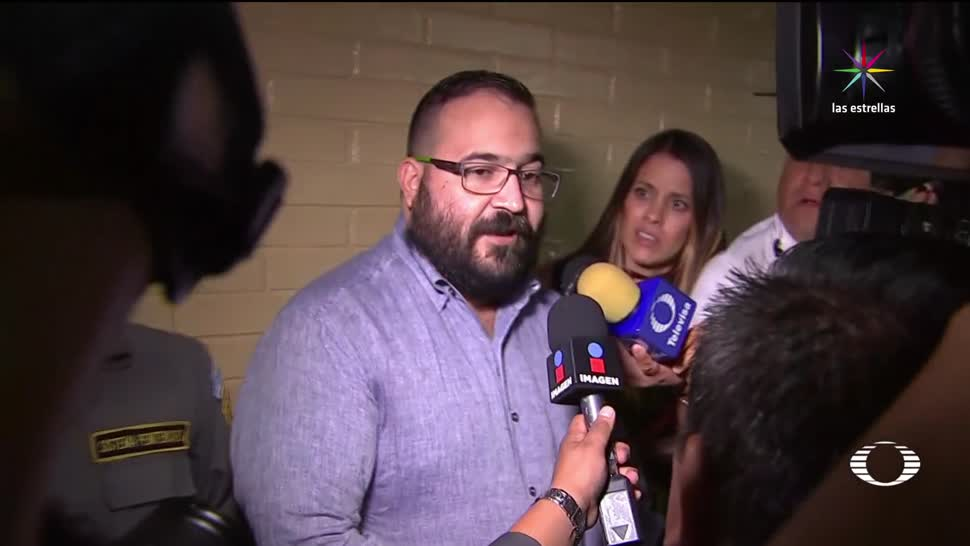 noticias, televisa, Javier Duarte, acepta ser extraditado, México, lavado de dinero