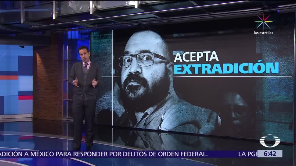 exgobernador de Veracruz, Javier Duarte, inocente, extradición a México