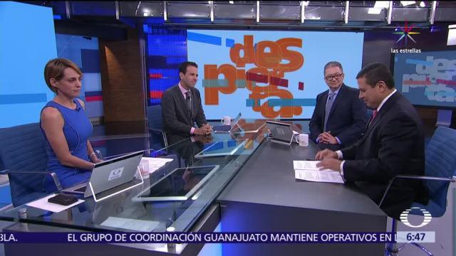 Carlos Raúl Morales, ministro de Exteriores, Guatemala, caso Javier Duarte