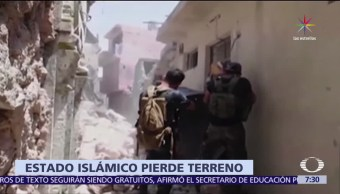fuerzas iraquíes, Mosul, principales bastiones, Estado Islámico