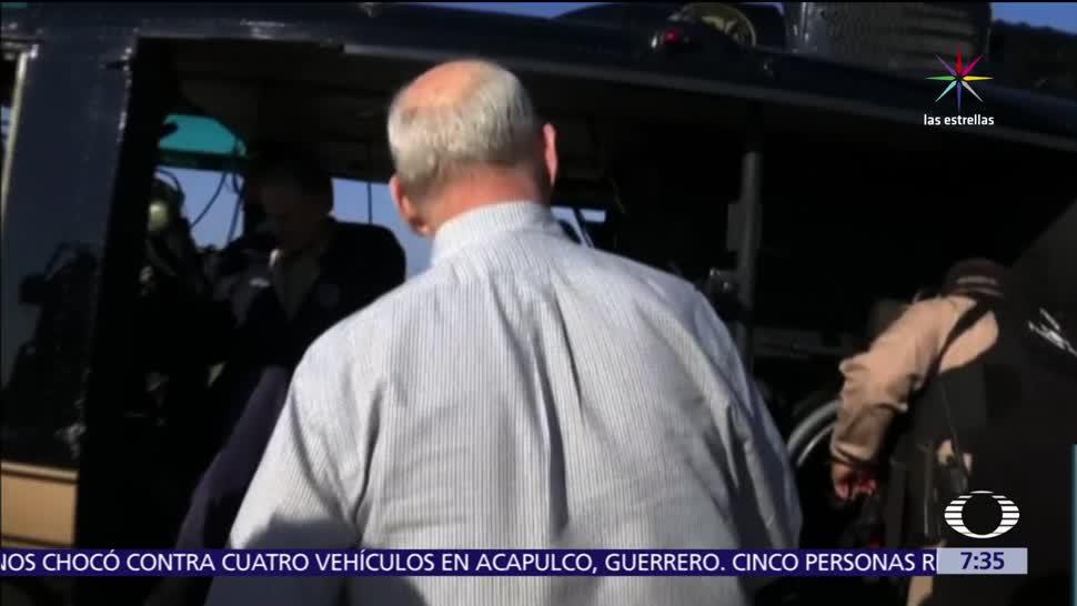 John Kelly, secretario de Seguridad Interior, Estados Unidos, México, Enrique Peña Nieto