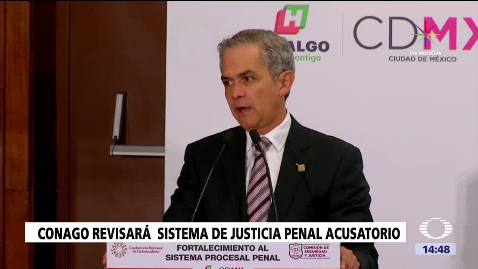 noticias, televisa, Acuerdo, Sistema de Justicia, Penal Acusatorio, Sistema de Justicia Penal Acusatorio