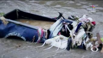 Basura, agrava, problema, inundaciones, Valle, México