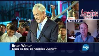 Genaro Lozano, entrevista, Brian, Winter, elecciones, Chile