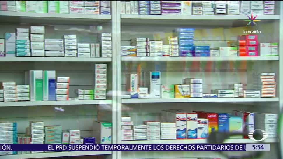 robo a farmacias, zona oriente, Estado de México, Michoacán, Guerrero