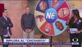 actor Will Ferrell, Los Angeles Football, MLS, El Chicharito Hernández