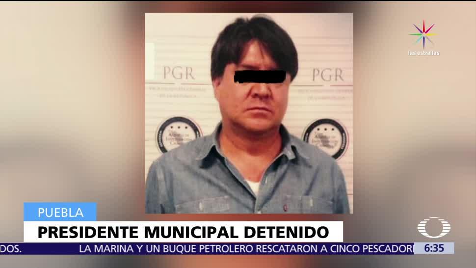 PGR, Semar, Pablo Morales Ugalde, alcalde de Palmar, lavado de dinero
