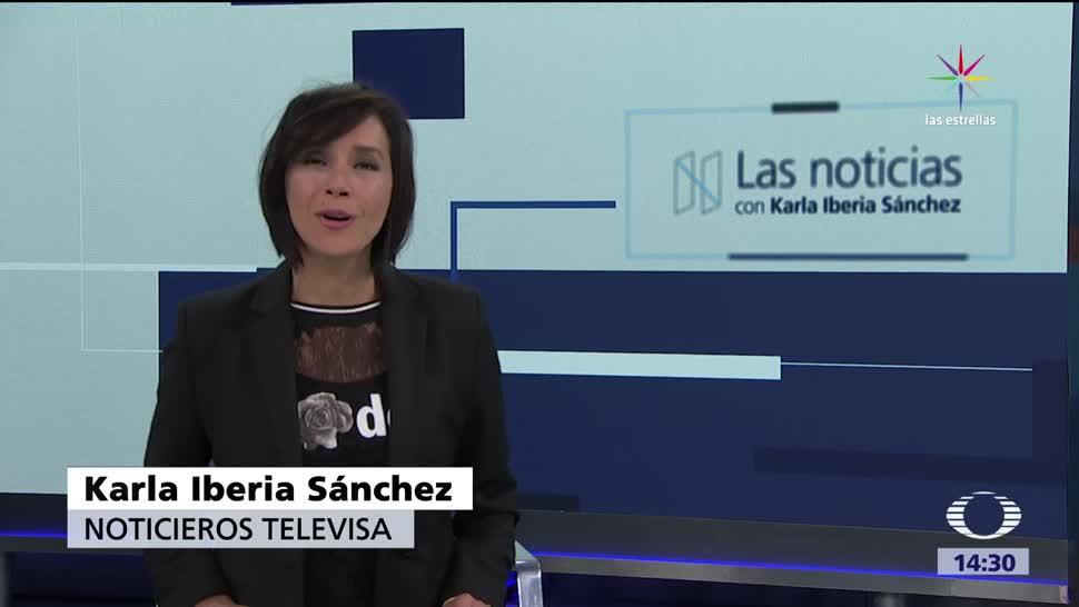 noticias, forotv, Las noticias, con Karla Iberia, Programa, 6 de julio 2017