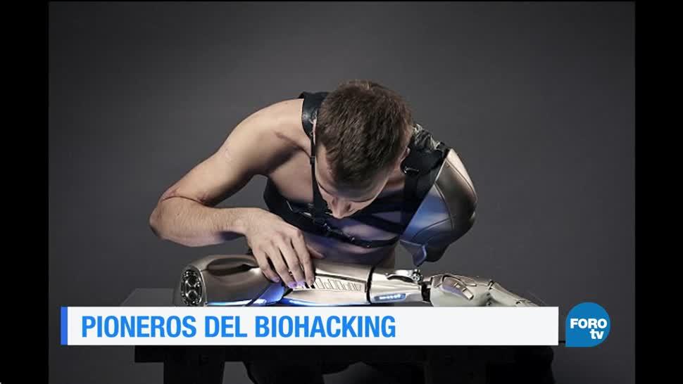 noticias, forotv, Los pioneros, Biohacking, ejemplos, Los pioneros del Biohacking