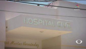 Hospitales, Tamaulipas, suspenden cirugías, desabasto, falta, insumos