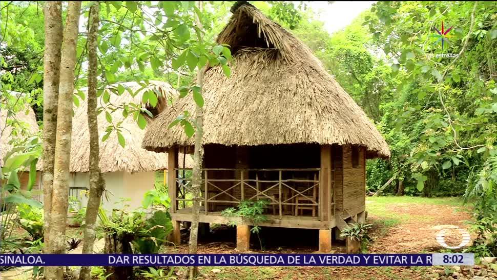 Turismo, alternativo, paraísos indígenas