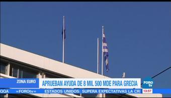 noticias, forotv, Validan, nueva ayuda, económica, Grecia