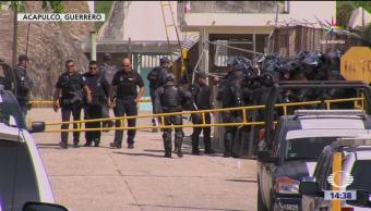 noticias, forotv, Continúa, investigación, enfrentamiento, Acapulco