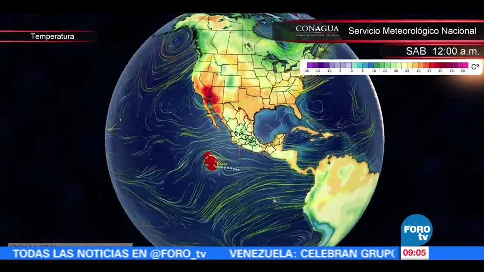 huracán 'Eugene', autoridades, afectaciones, categoría II