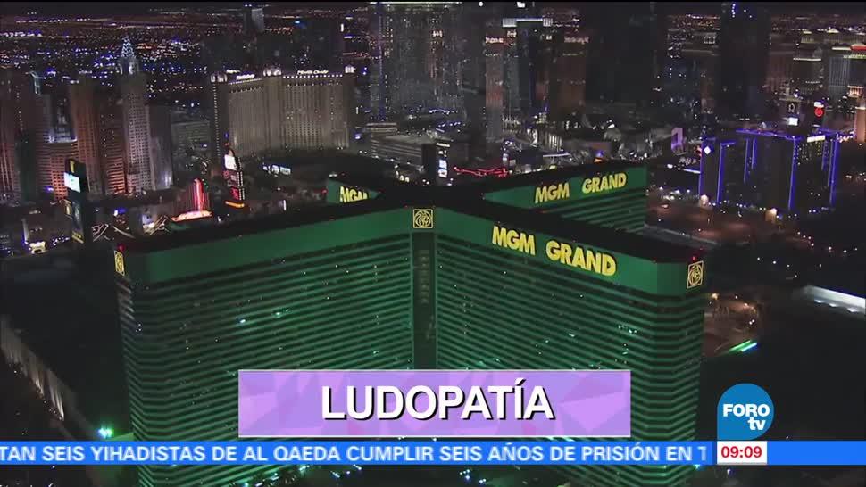 Marilú Esponda, reportaje, ludopatía, qué es ludopatía