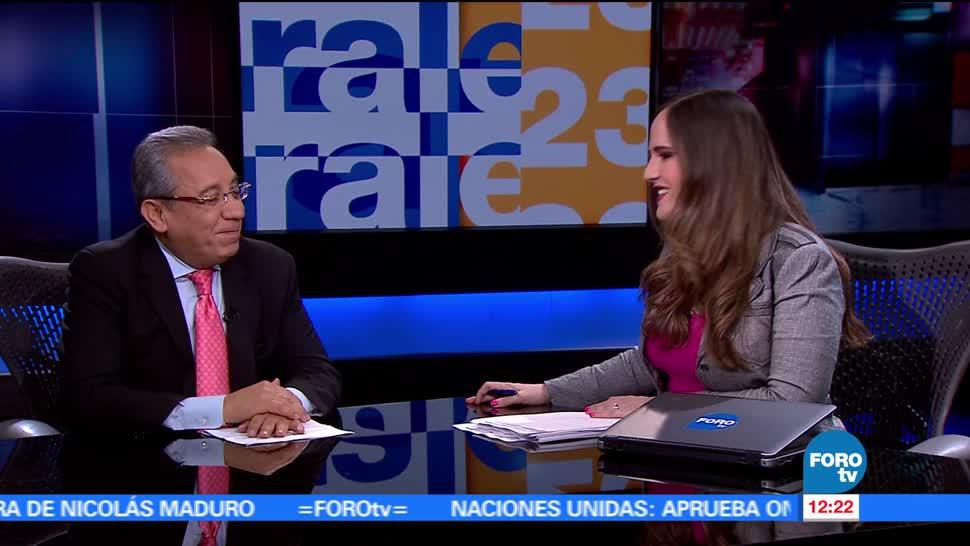 Luis Soto, nuevo sistema penal acusatorio, Paralelo 23, entrevista