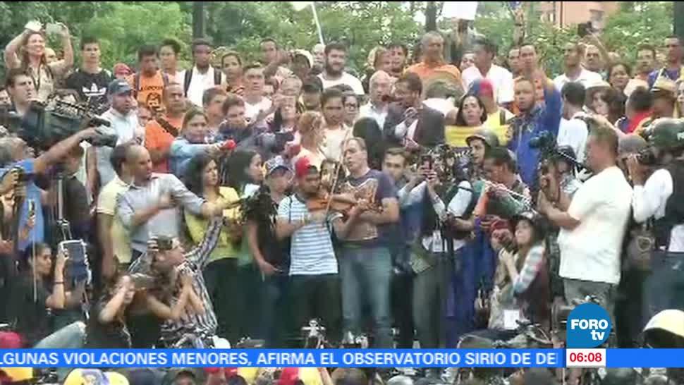 protestas, Venezuela, cumplen 100 días, Nicolás Maduro