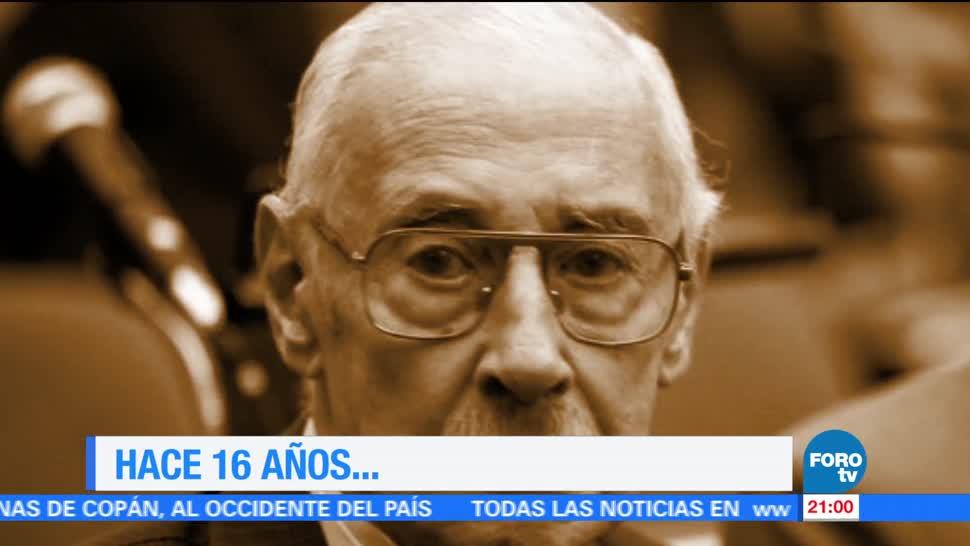 noticias, forotv, La Efeméride, En Una Hora, prisión preventiva, Jorge Rafael Videla