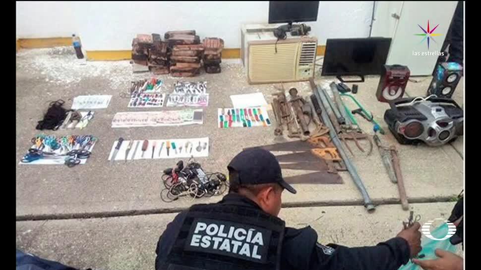 noticias, televisa, Catean, penal de Acapulco, murieron 28 reos, Autoridades locales