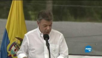 noticias, forotv, Colombia, desarme, FARC, acuerdo de paz