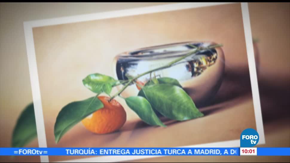 Bryan Mendoza, reportaje, artista plástica, Magda Torres Gurza