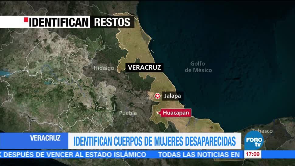 La Fiscalía de Veracruz, Localizan e identifican, tres edecanes, Veracruz