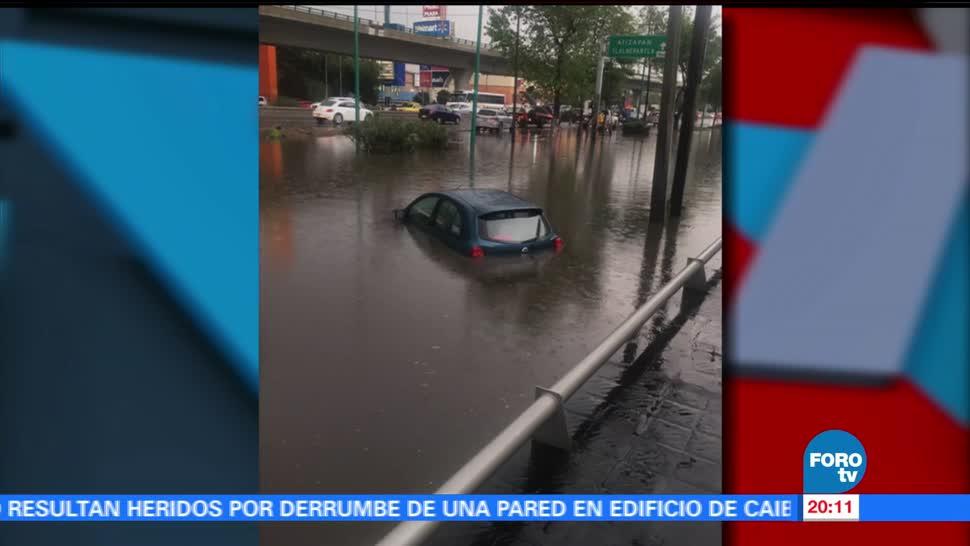 noticias, forotv, Lluvias, afectan, municipios, Estado de México