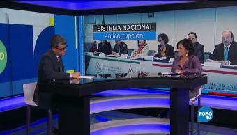 noticias, forotv, Sistema Nacional, Anticorrupción, corrupcion, Edna Jaime