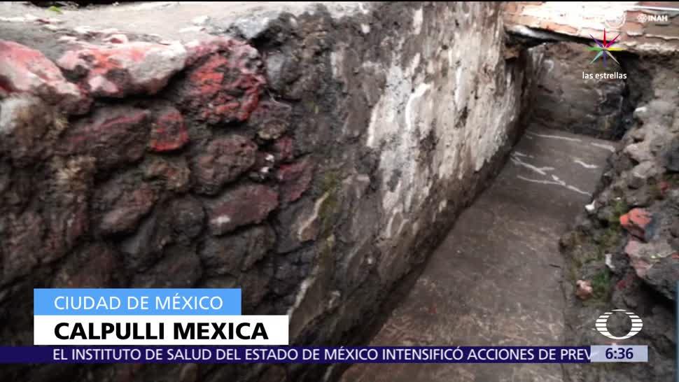 noticias, televisa, INAH, nuevo descubrimiento, arqueológico, CDMX