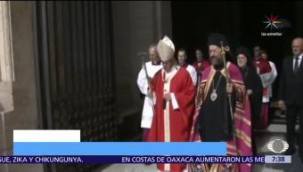noticia,s forotv, Papa Francisco, enfrenta, primera gran crisis, antiabusos del Vaticano