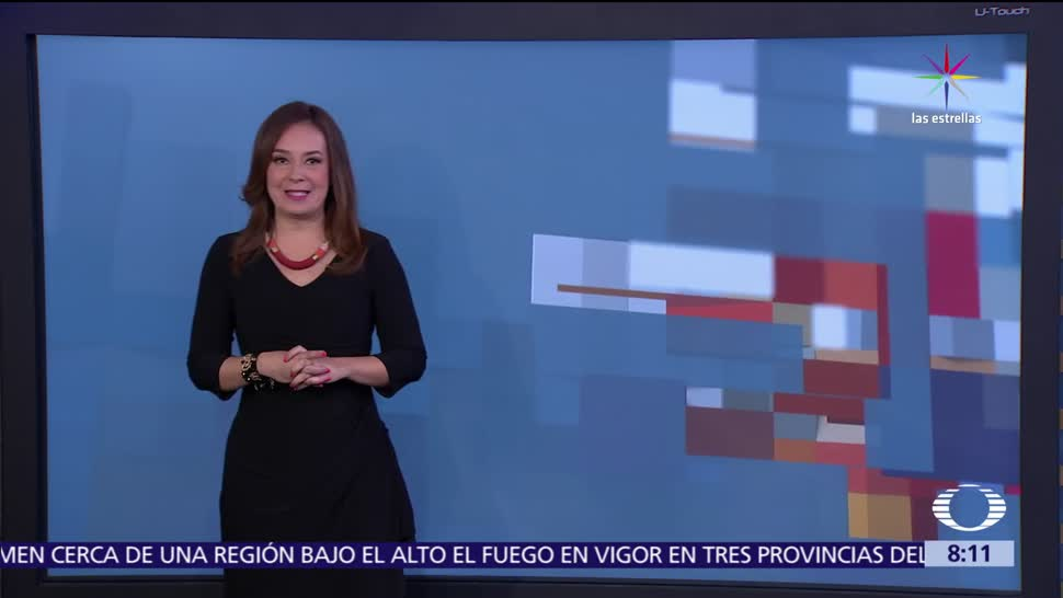 noticias, forotv Clima Al Aire, Pronostican lluvias, Centro, occidente de México