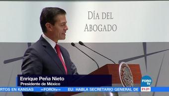 EPN, México,encabeza, conmemoración, Día, Abogado