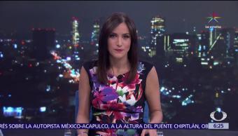 noticias, televisa, Las noticias, con Danielle Dithurbide, Programa, 13 de julio del 2017