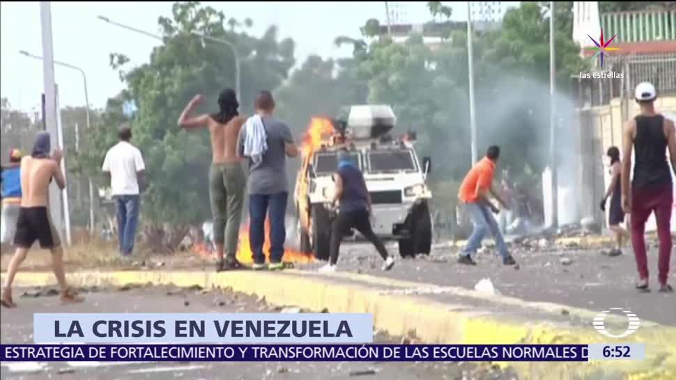 noticias, televisa, Protestas, Venezuela, cumplen, más de cien días