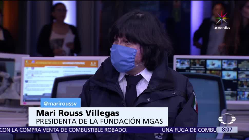 noticias, forotv, Cómo apoyan, fundaciones, policías federales, Iván Morales