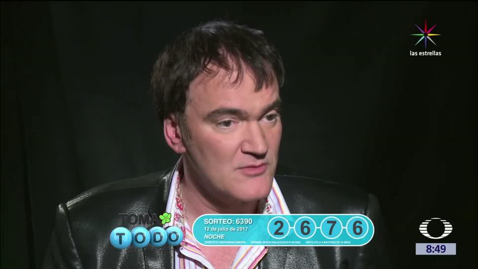 noticias, televisa, Tarantino, prepara, cinta basada en los asesinatos, Charles Manson