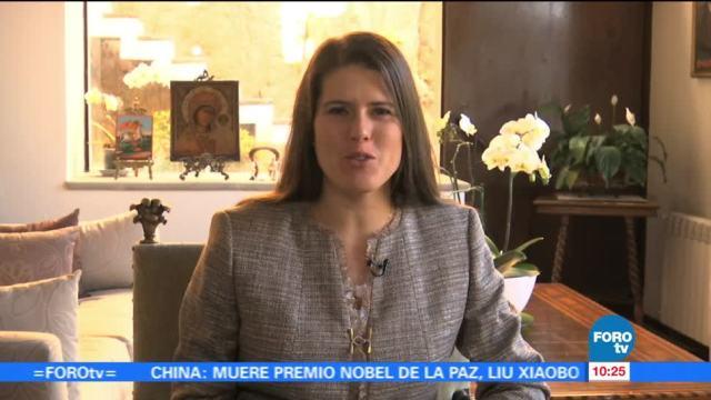 noticias, forotv, nueva ciudad, Provida, Paraguay, Rosario Laris