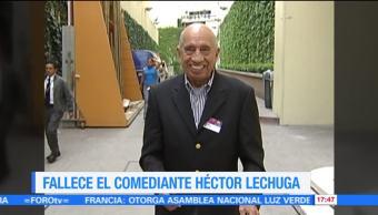 Héctor Lechuga, será, recordado, programas, Ensalada locos, luto entretenimiento