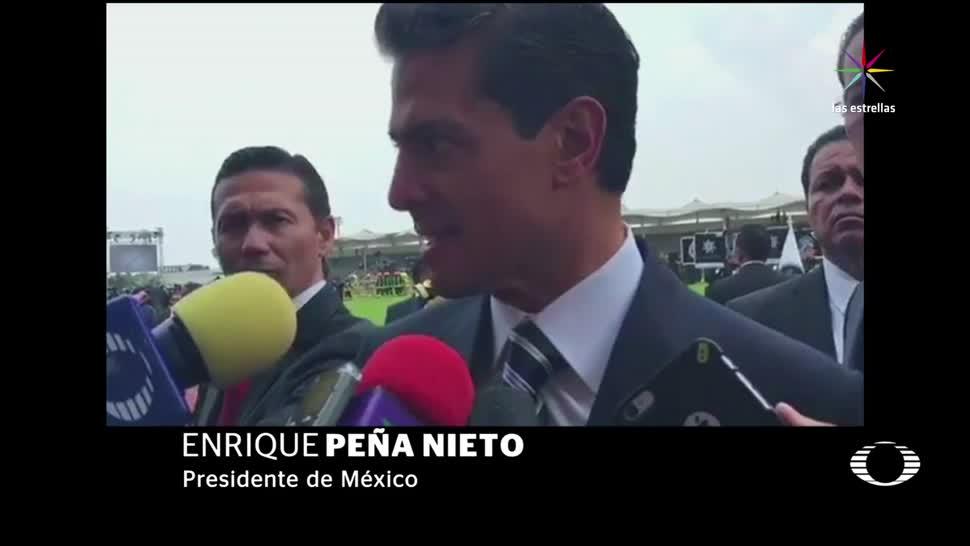Enrique Peña Nieto, EPN, funcionarios implicados, separar