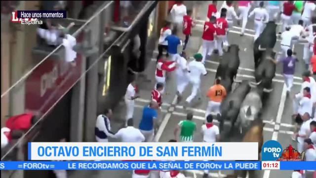 noticas, forotv, Toros de Miura, último encierro, San Fermín, San Fermín 2017