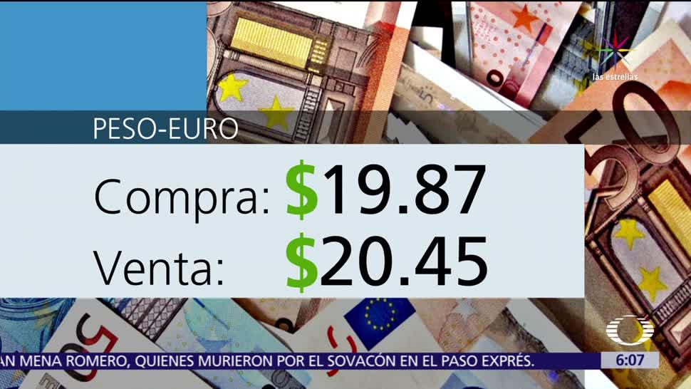 noticias, televisa, dólar, vendE, 17.95, cotizó
