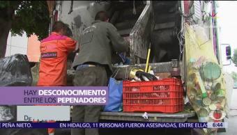 noticias, televisa, Pepenadores de basura, afectados, nueva norma desechos, CDMX