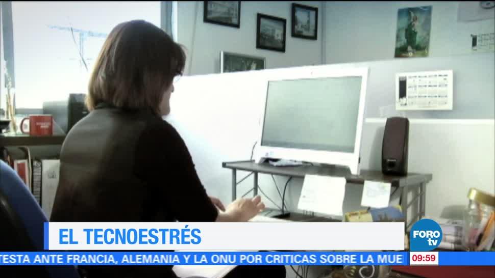 noticias, televisa, Qué es el tecno estrés, tecno estrés, estrés, Ximena Cervantes