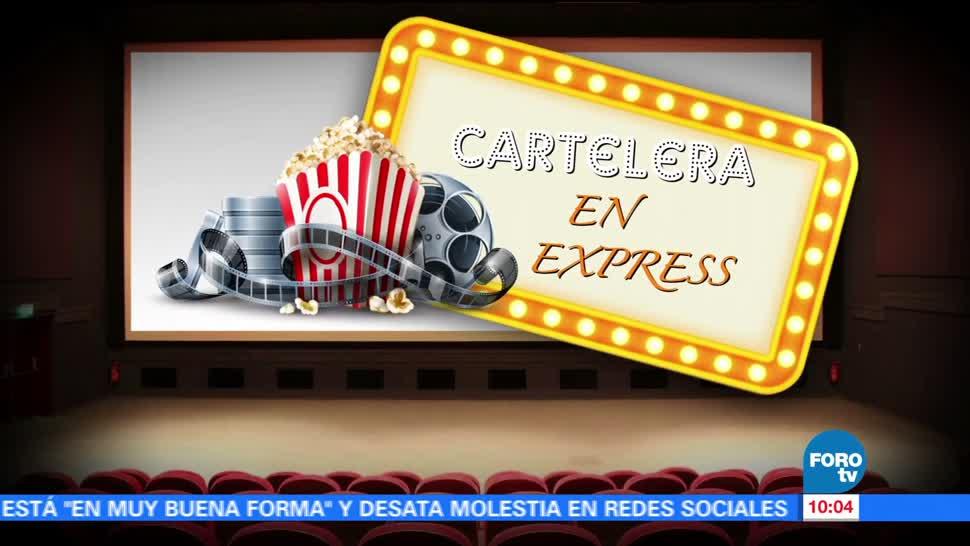 noticias, televisa, La cartelera express, Adriana Riveramelo, cartelera, Adriana Riveramelo