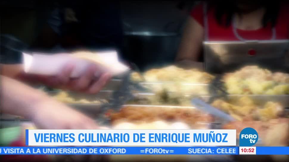noticias, forotv, Viernes culinario, Tacos de guisado, tacos, guisado