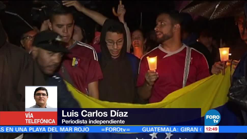 noticias, forotv, Nicolás Maduro, prohíbe difusión, Consulta Popular, Venezuela
