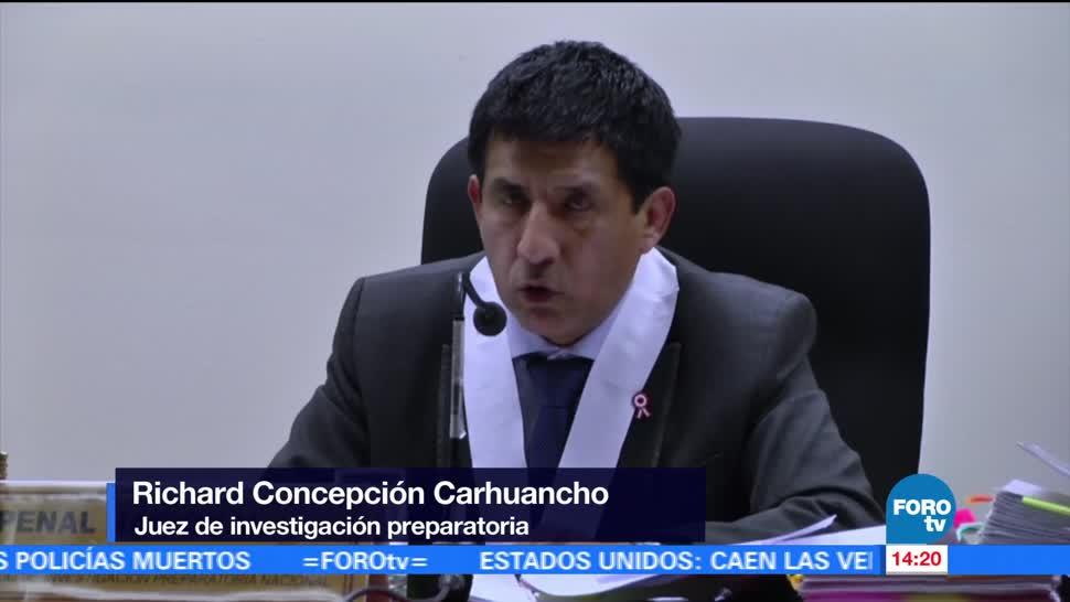 Juez dicta prisión preventiva, expresidente, Ollanta Humala, su esposa